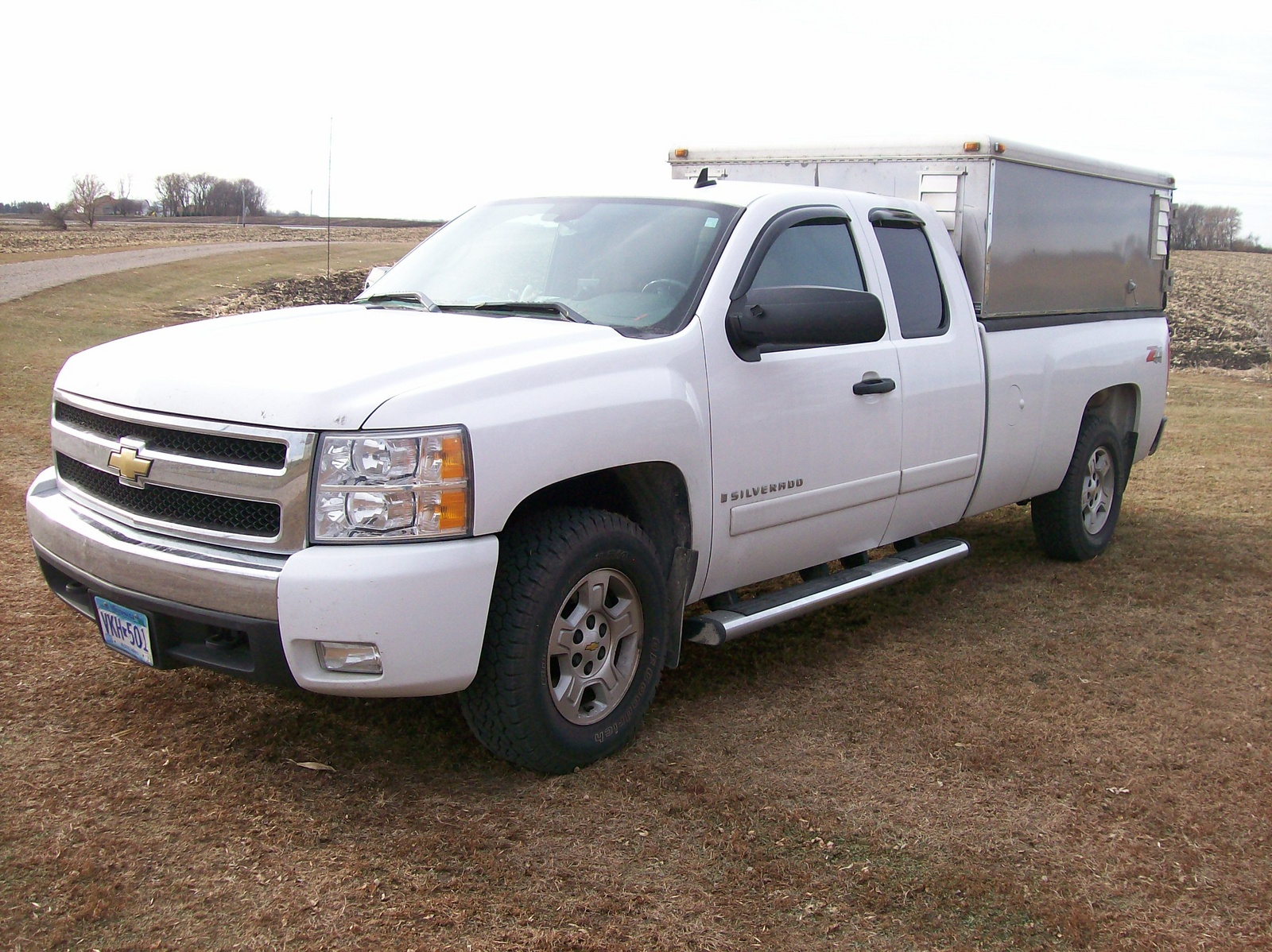 2007 chevy silverado ext cab autos post. Black Bedroom Furniture Sets. Home Design Ideas