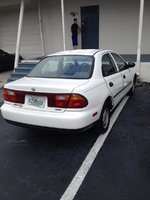 Picture of 1996 Mazda 323, exterior