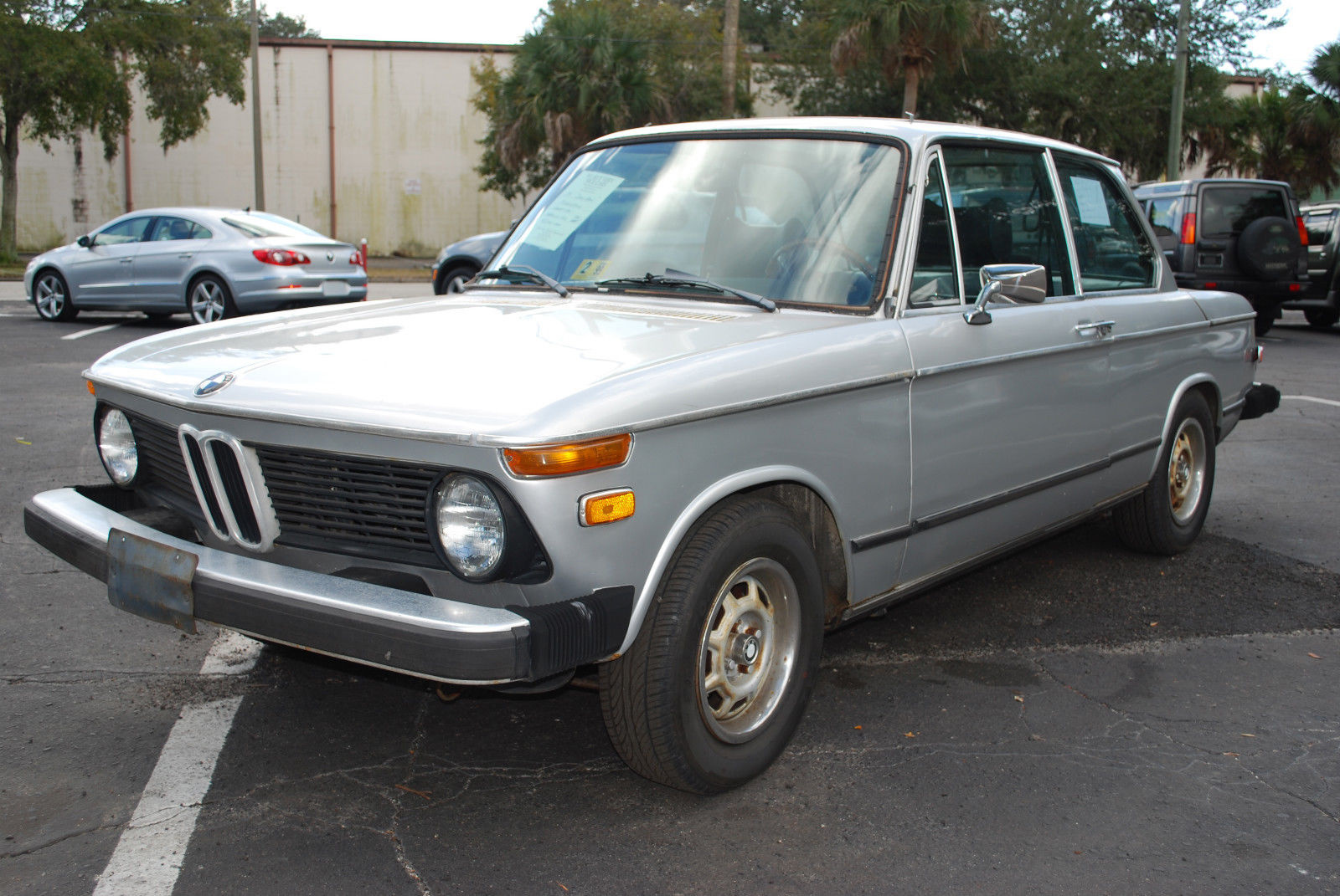 1974 Bmw 2002 Pictures Cargurus