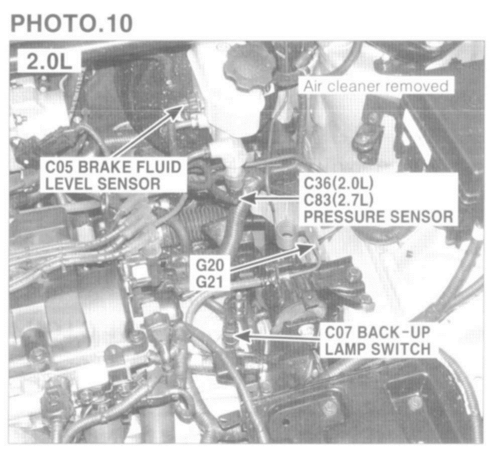 Kia Rio Reverse Light Wire Diagram 34 Wiring Images Sportage Diagrams Questions Location Of Reversing Switch For