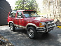 Picture of 1990 Ford Bronco II 2 Dr Eddie Bauer 4WD SUV, exterior