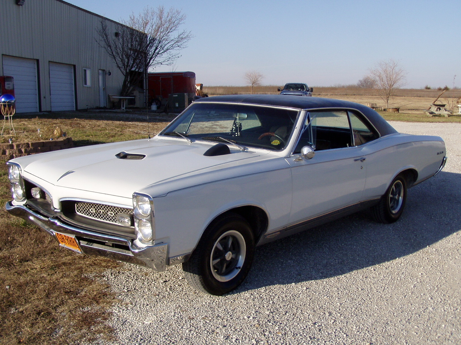Picture Of 1967 Pontiac Gto Exterior