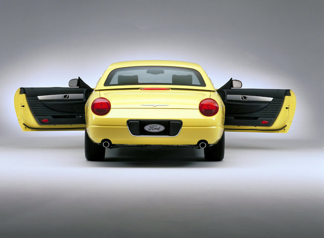Picture of 2005 Ford Thunderbird 50th Anniversary Edition, exterior, gallery_worthy