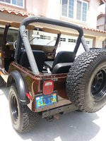 1980 Jeep CJ5 Picture Gallery