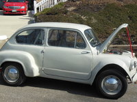 1964 FIAT 600 Overview
