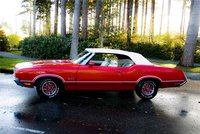 1972 Oldsmobile 442 Overview