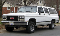 1990 Chevrolet Suburban Overview