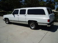 Picture of 1990 Chevrolet Suburban V2500 4WD, exterior