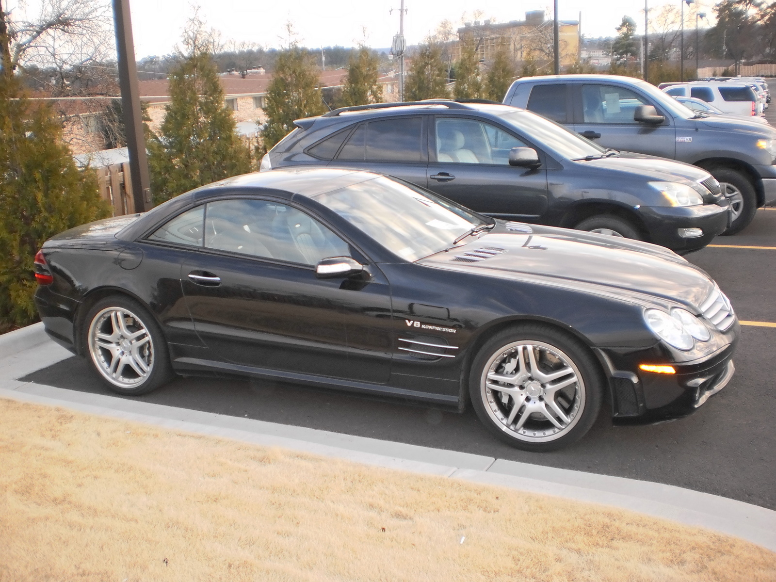 2006 mercedes benz sl class pictures cargurus for 2006 mercedes benz sl55 amg