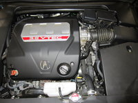 Picture of 2008 Acura TL Type-S FWD with Performance Tires, engine, gallery_worthy