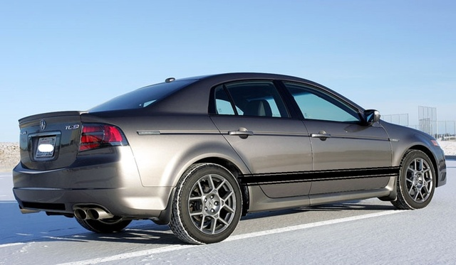 Picture of 2008 Acura TL Type-S FWD with Performance Tires, exterior, gallery_worthy