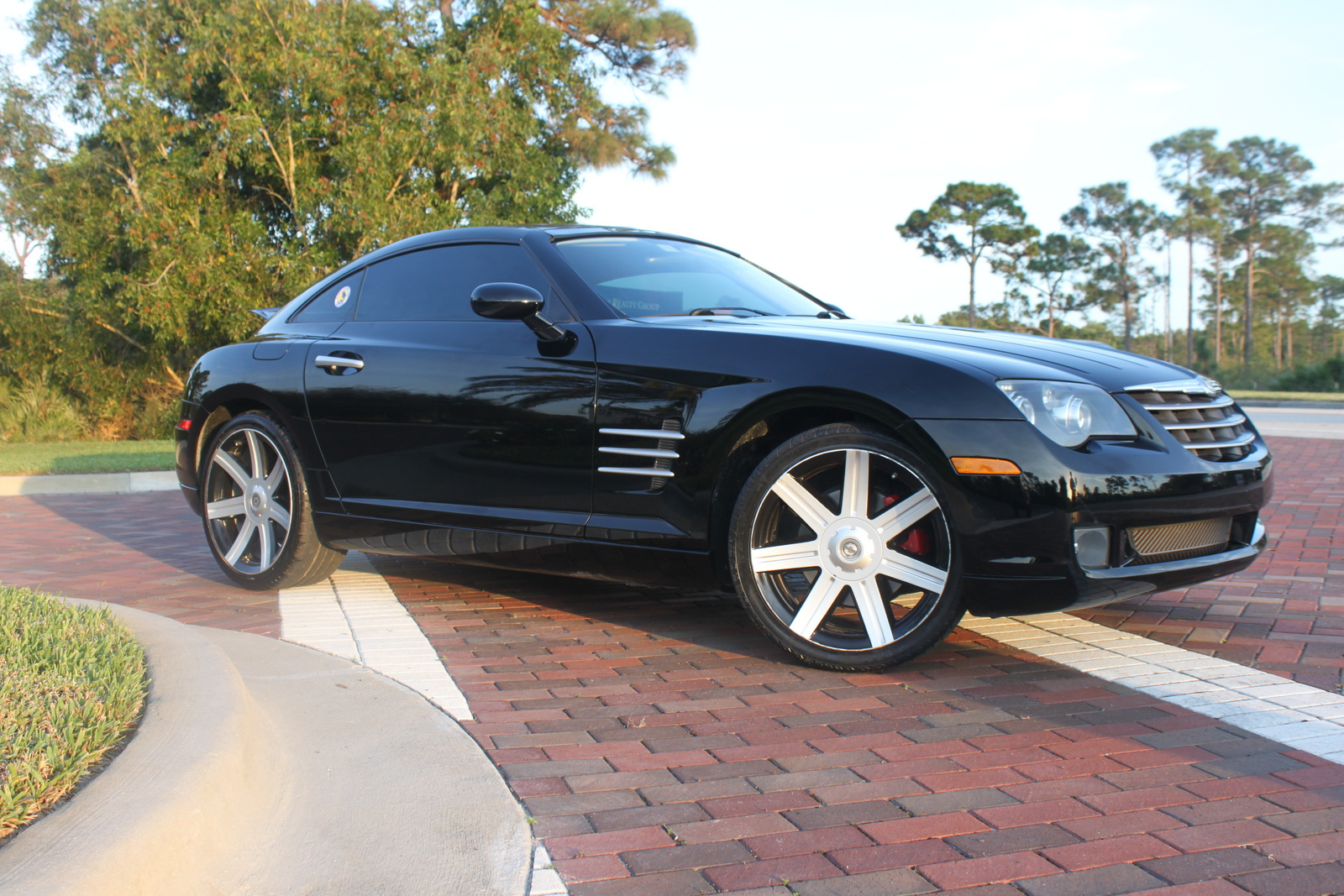 Picture of 2004 chrysler crossfire base exterior