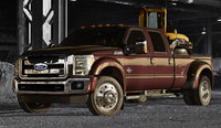 Ford F-450 Super Duty Overview