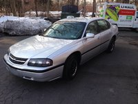 Picture of 2003 Chevrolet Impala Base, exterior, gallery_worthy