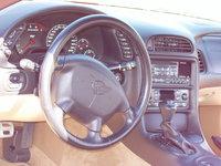 Picture of 2003 Chevrolet Corvette Coupe, interior