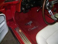 Picture of 1965 Chevrolet Corvette Convertible Roadster, interior