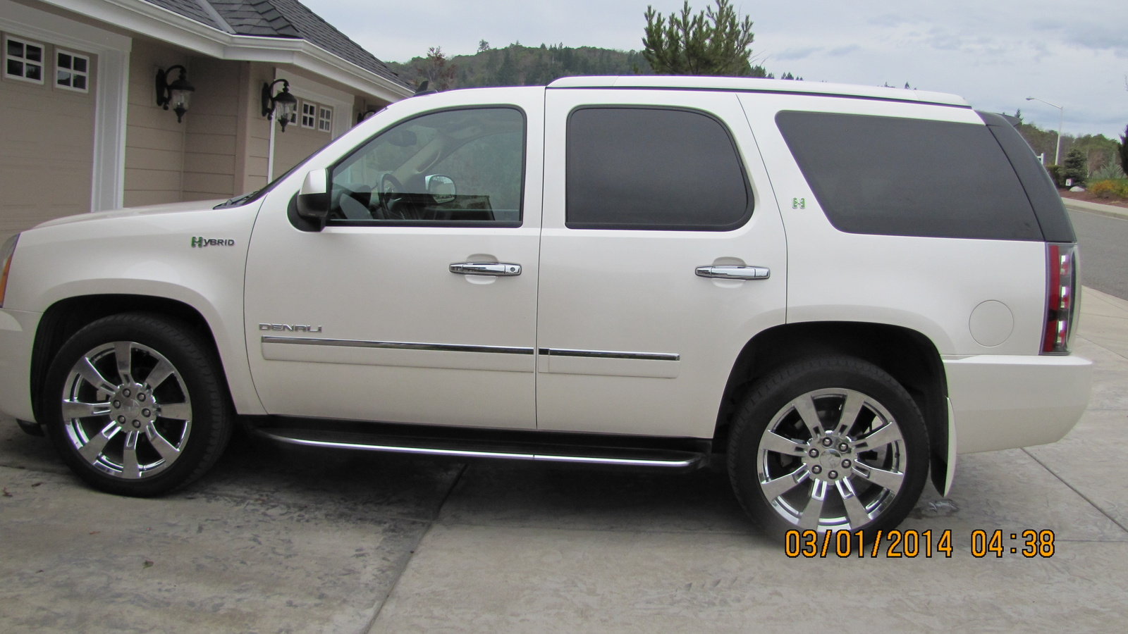 used gmc yukon denali hybrid for sale. Black Bedroom Furniture Sets. Home Design Ideas