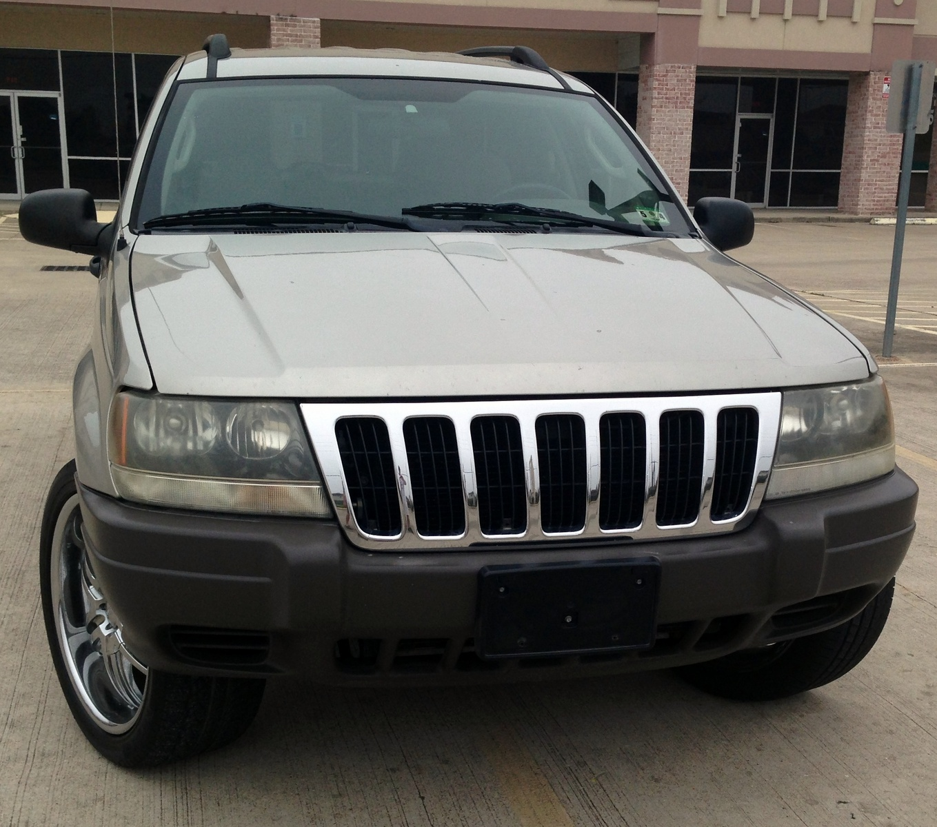 the 2003 jeep grand cherokee offers a better ride improved brake. Cars Review. Best American Auto & Cars Review