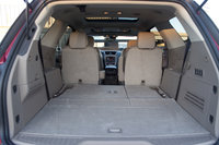2014 GMC Acadia, Cargo area, interior