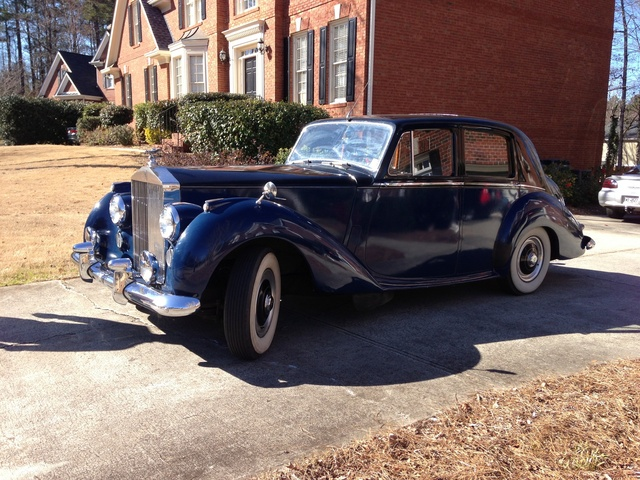 Picture of 1953 Rolls-Royce Silver Dawn
