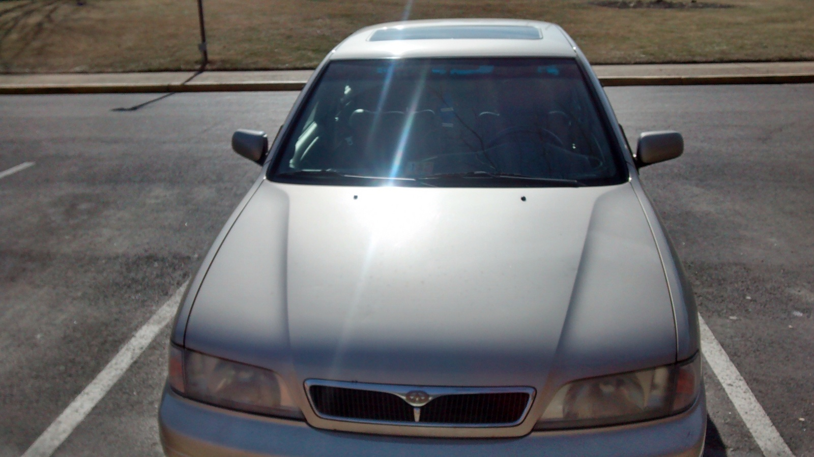 Picture of 2000 Infiniti G20 4 Dr Touring Sedan