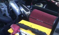 Picture of 2003 Ford Excursion Limited 4WD, engine