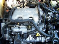 Picture of 2001 Chevrolet Impala Base, engine