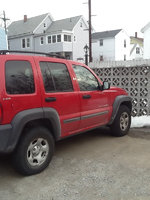 Picture of 2002 Jeep Liberty Limited, exterior