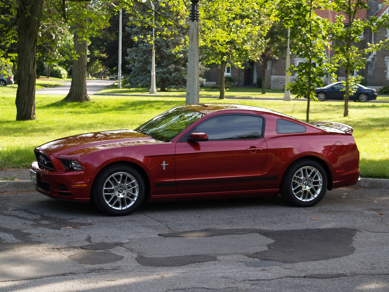 2014 ford mustang v6 premium coupe august 30 2013 2014 ford mustang v6 ...