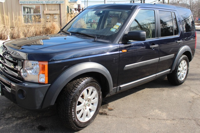 2006 land rover lr3 pictures cargurus - Land rover garage near me ...