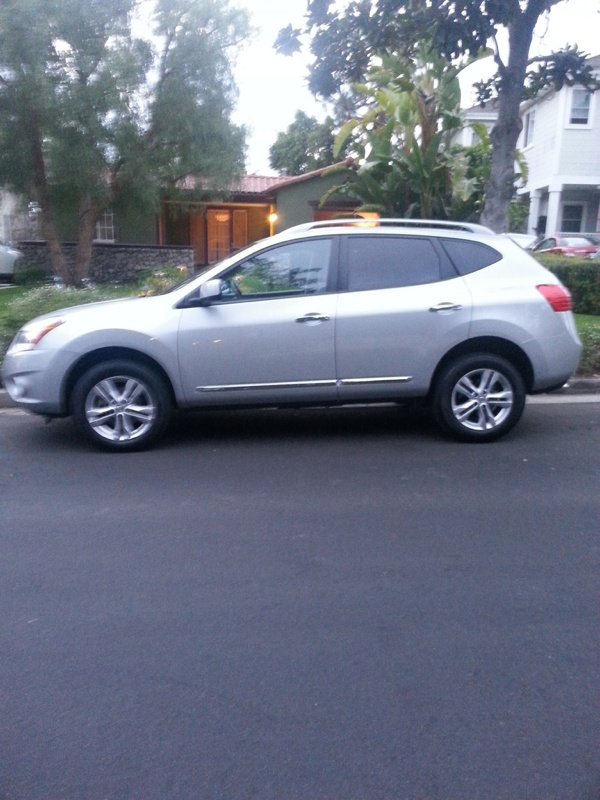 2013 nissan rogue for Nissan rogue sv invoice price