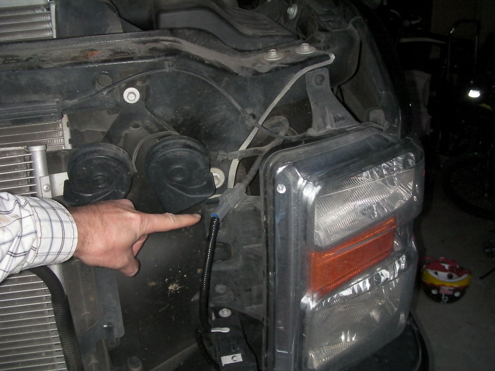 Ford F-250 Super Duty Questions - Why don\'t my newly installed fog ...