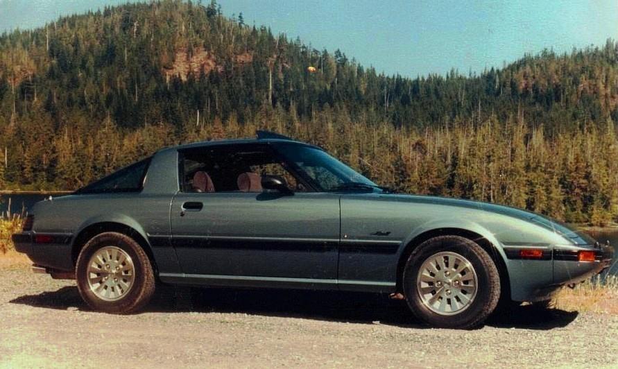 1985 Mazda Rx 7 Pictures Cargurus