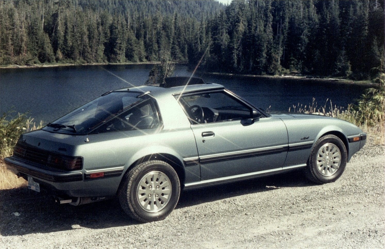 1988 Mazda Rx 7 Overview Cargurus