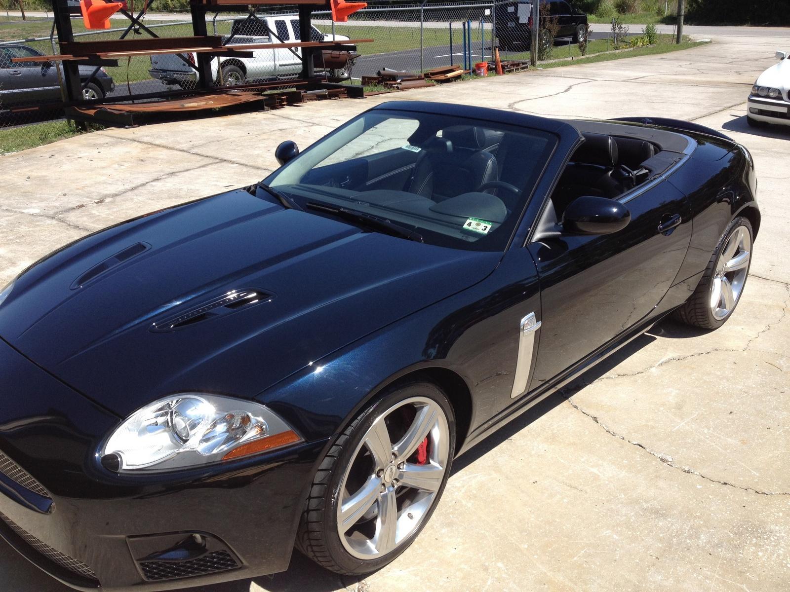 2008 Jaguar XK-Series - Pictures - CarGurus