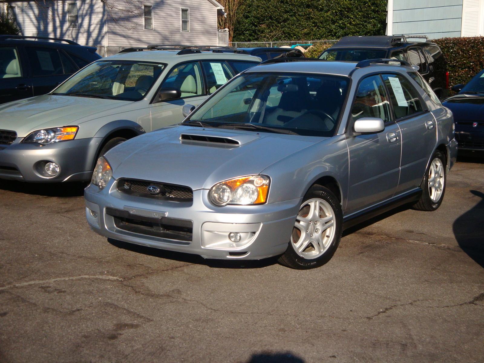 2004 Subaru Impreza Wrx Pictures Cargurus