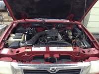 Picture of 1998 Mazda B-Series Pickup 2 Dr B2500 SE Standard Cab SB, engine