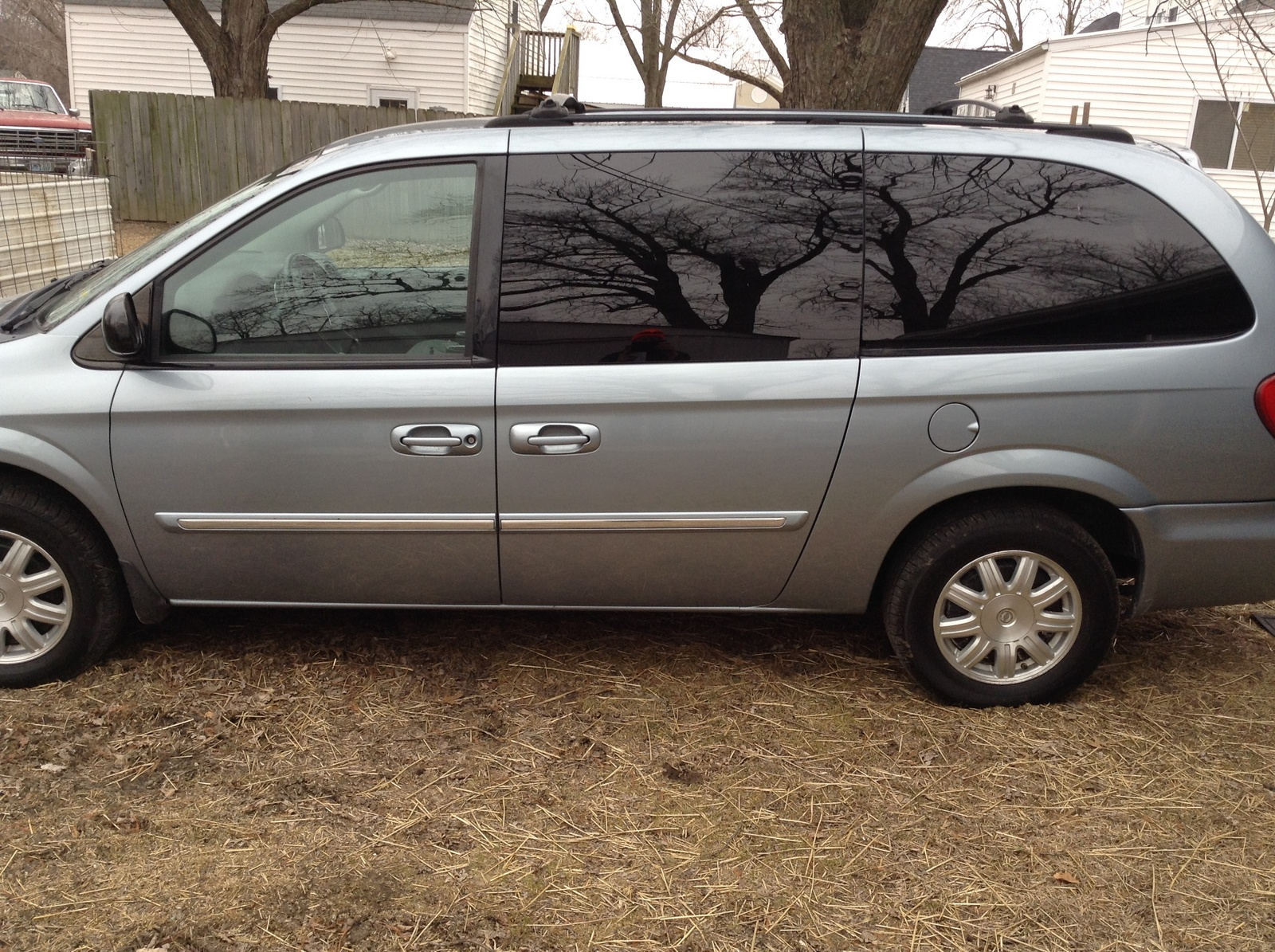 picture of 2006 chrysler town country touring exterior. Cars Review. Best American Auto & Cars Review