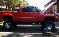 Picture of 2001 Dodge Ram Pickup 1500 4 Dr SLT 4WD Extended Cab LB, exterior
