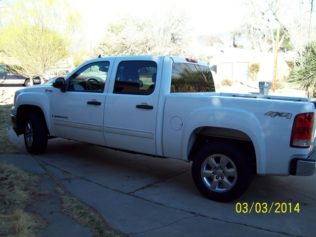 Picture of 2009 GMC Sierra 1500 Hybrid 4WD, exterior, gallery_worthy