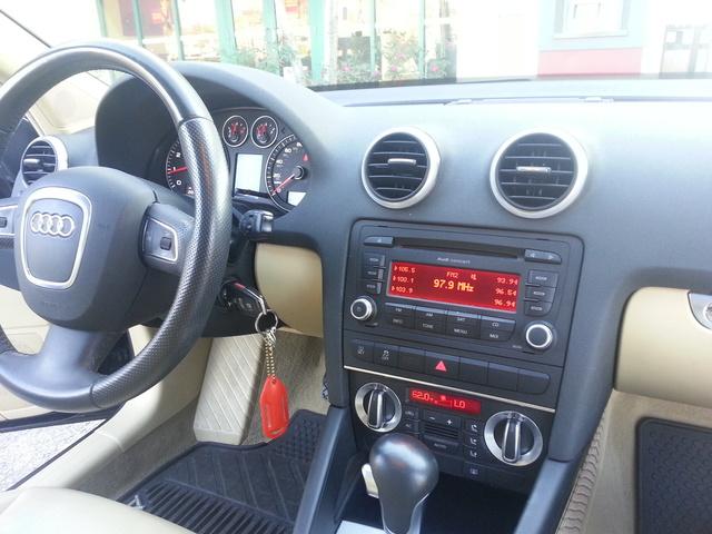 2010 Audi A3 - Interior Pictures - CarGurus