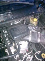 Picture of 2002 Jeep Grand Cherokee Laredo, engine