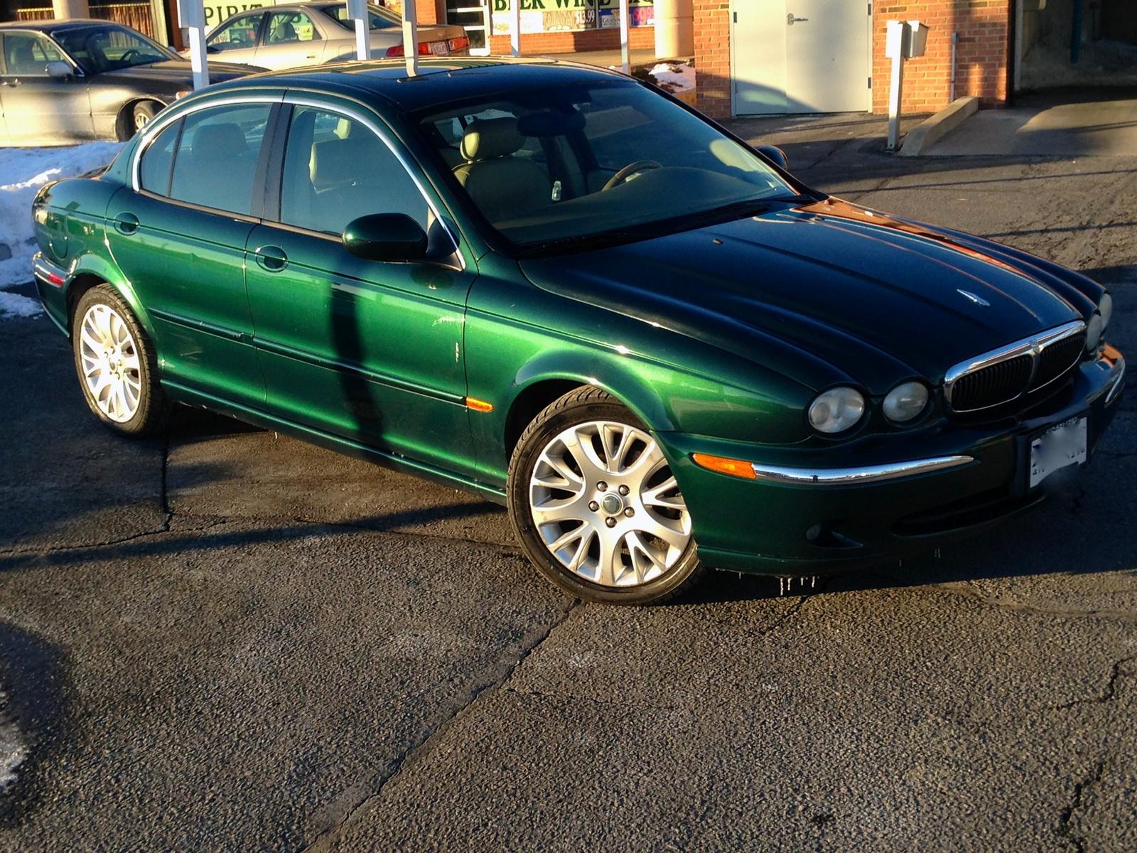 2003 Jaguar X-type - Overview