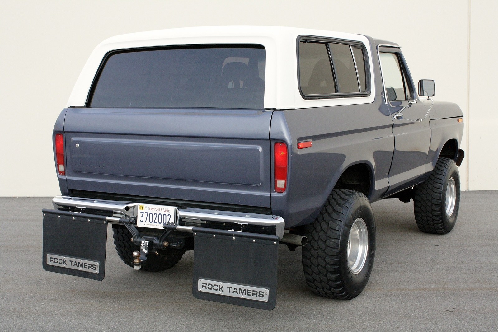 1979 Ford Bronco Lifted