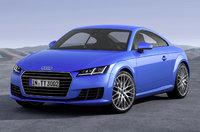 2016 Audi TT, Front-quarter view, exterior, manufacturer