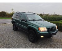 2000 Jeep Grand Cherokee Limited picture, exterior
