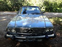 1988 Mercedes-Benz 560-Class Overview