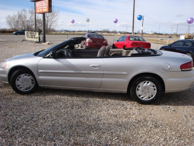 picture of 2002 chrysler sebring lx convertible exterior. Cars Review. Best American Auto & Cars Review