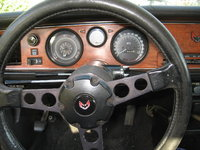 Picture of 1973 Pontiac Firebird, interior