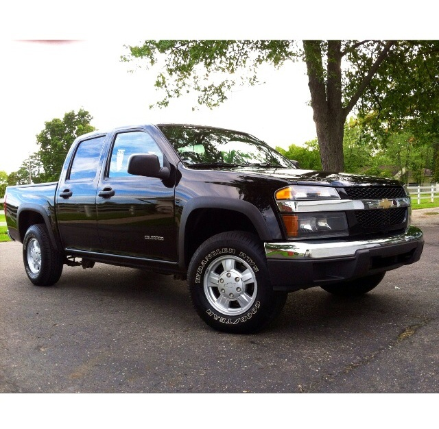 what 39 s your take on the 2005 chevrolet colorado. Cars Review. Best American Auto & Cars Review